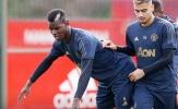 Sao Man Utd bày cách 'cực đoan' để ngăn Pogba rời đi