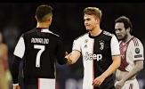 SỐC! De Ligt nói lời khó tin về Ronaldo