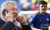 Đòi M.U phá kỷ lục CN, Sir Alex đích thân gọi điện cho Maguire và cái kết