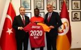 Jean Michael Seri, người từ chối AC Milan để sang Galatasaray là ai?