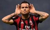 AS Roma đã có phương án chiêu mộ sao 40 triệu euro của AC Milan