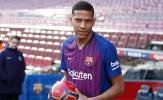 AC Milan hỏi mượn Barcelona 'sao mai' 19 tuổi