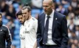 Bale hành động lạ để đáp trả Zidane: Mọi thứ đã an bài!