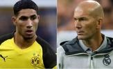 Sau Bale, Zidane tiếp tục 'ngó lơ' một tài năng của Real Madrid