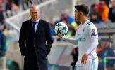 Asensio nghỉ 9 tháng: Cơn ác mộng của Zidane!