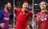 10 đề cử 'FIFA The Best' - Cầu thủ hay nhất năm 2019: Cú sốc Man City!