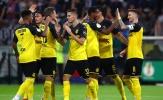 Dortmund bất ngờ 'hóa Man City' trong trận thắng KFC Uerdingen