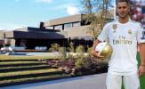 Eden Hazard tậu biệt thự siêu sang trọng tại thủ đô Madrid