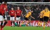 Những thống kê điên rồ khiến Man Utd run rẩy trước Wolves