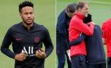 Lộ hình ảnh mới nhất, vụ Neymar tới Barca đã rõ?