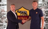 Dzeko ở lại AS Roma: Cuối cùng, James Pallotta cũng biết sợ