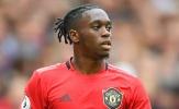 Wan-Bissaka: 'Không một ai ở Man Utd làm điều đó với tôi'