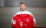 CHÍNH THỨC! 'Mê' hàng Pháp, Bayern mang về tân binh thứ 3 Hè này