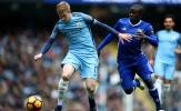 3 tiền vệ của Premier League đang ở đẳng cấp thế giới