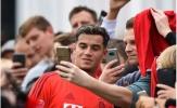 Chưa đá trận nào, Coutinho đã lập kỷ lục đáng nể ở Bayern