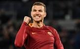 Dzeko gia hạn hợp đồng và đây là phản ứng của tân binh AS Roma