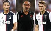 Juventus và 11 cầu thủ chắc suất đá chính trước thềm Serie A mở màn