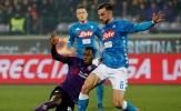 Vòng 1 Serie A: Tâm điểm tại Artemio Franchi