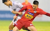 Nhận thẻ đỏ, cầu thủ trẻ HAGL đòi đánh trọng tài