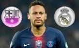 Tương lai Neymar được định đoạt, không phải Real hay Barca