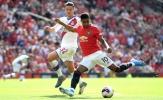 5 điểm nhấn Man Utd 1-2 Crystal Palace: Nỗi ám ảnh mang tên 'Penalty'!