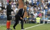 Real mất điểm, Zidane nổi giận, hứa dùng 'tuyệt kỹ' ở những vòng sau