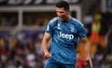 Ronaldo bị VAR từ chối, Juve chật vật giành điểm ở Ennio Tardini