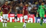 Thua sốc Udinese, người AC Milan không thể nở nụ cười