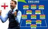 Bạn có biết ĐT Anh đang sở hữu 4 đội hình đủ sức đá EURO 2020?
