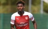 Tài năng bị Emery ghẻ lạnh: 'Rời Arsenal là quyết định sáng suốt'