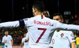 Ronaldo lập poker: Top ghi bàn hàng đầu châu Âu cấp ĐTQG