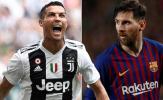 'Cậu ấy không cùng đẳng cấp với Ronaldo và Messi'