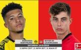 Đội hình dự kiến cuộc đại chiến giữa Dortmund và Leverkusen