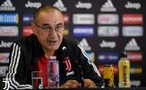 HLV Sarri tiết lộ sự thật về mẹ trong ngày quay lại nắm Juventus