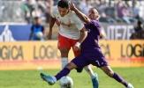 Juventus hòa thất vọng trong ngày Ronaldo bị lu mờ trước Ribery