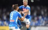 Tỏa sáng trước Sampdoria, sao Napoli úp mở chuyện tương lai
