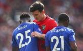 Maguire hành động bất ngờ trong phòng thay đồ sau trận thắng Leicester