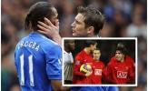 10 lần các ngôi sao giành sút penalty: Lampard và Barkley thầy nào trò nấy