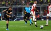 'Scholes 2.0' ghi bàn, Inter Milan vẫn gây thất vọng ở Giuseppe Meazza