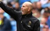 Real 'toang': Cầu thủ tệ, hay Zidane hết bài?