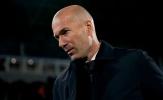 Tiết lộ: Real không thể sa thải Zidane vì 1 điều khoản lớn