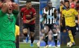 Mustafi và 4 ngôi sao rớt phong độ thảm hại nhất tại Premier League