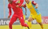 Trận thắng của Sanna Khánh Hòa ảnh hưởng như thế nào tới cuộc đấu sinh tử V-League?