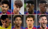 8 'viên ngọc thô' giúp Barca ấp ủ giấc mơ thống trị trời Âu trong tương lai