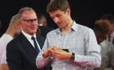 Chấm dứt, sếp lớn Bayern tự định đoạt tương lai của Muller