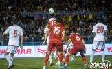 TRỰC TIẾP U22 Việt Nam 1-1 U22 UAE (Kết thúc): Hai đội hoà xứng đáng