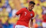 """Từ Tây Ban Nha, Alexis Sanchez báo """"hung tin"""" cho Inter Milan"""