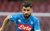 "Thay ""người thừa"" của Chelsea, AS Roma chốt giá mua sao Napoli"