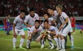 HLV Indonesia: 'Việt Nam quá mạnh. Ở một đẳng cấp rất khác biệt'