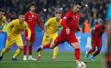 Ronaldo cán mốc 700 bàn, Bồ Đào Nha vẫn bị đánh bại tại Đông Âu